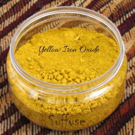 Yellow Iron Oxides