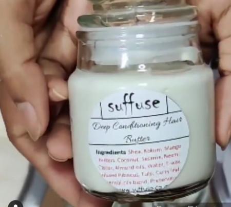 Deep nourishing Hair butter