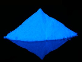 Blue Glow in the Dark
