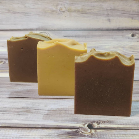 Cold process soaps for Dogs
