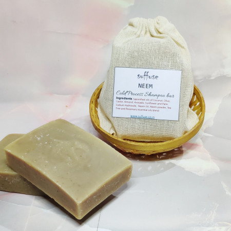 Neem Solid Shampoo Bar