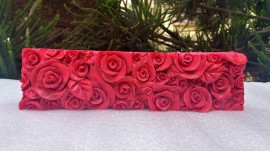 Silicone Roses Loaf Mold