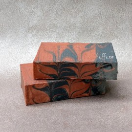 Tomato, Clay and Charcoal Soap images