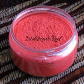 Iridescent Red Mica
