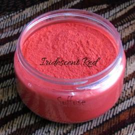 Iridescent Red Mica