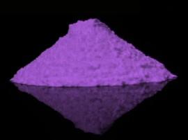 Purple Glow in the Dark