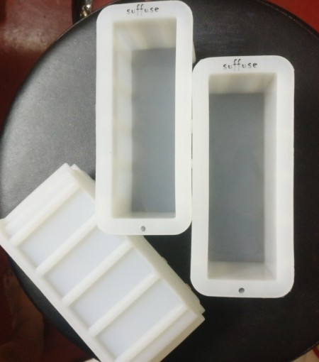 Tall and skinny molds