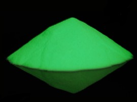 3 Glow in the Dark pigments combo images