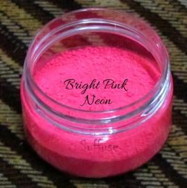 Bright Pink Neon pigment