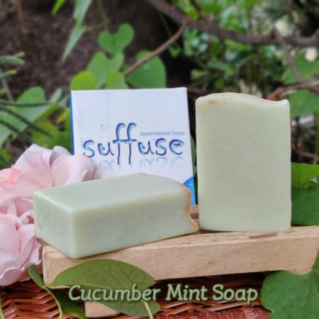 Cucumber Mint Soaps