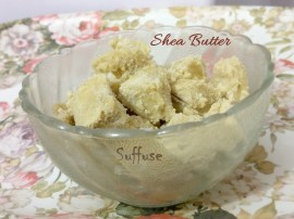 Pure unrefined African Shea Butter images