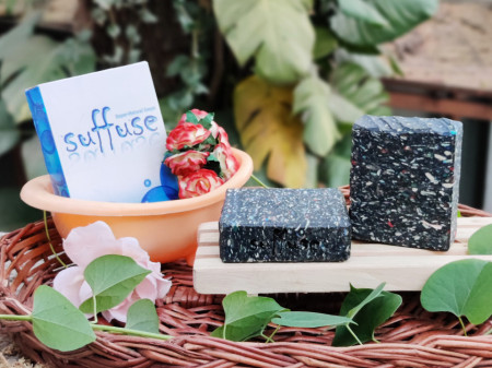 """""""Granite"""" - Activated Charcoal Soap"""