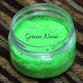 Green Neon pigment