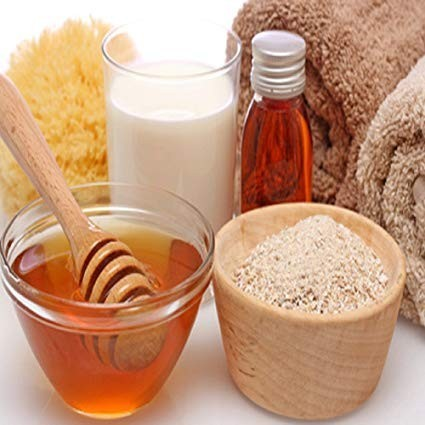 Oatmeal Milk and Honey Fragrance Oil