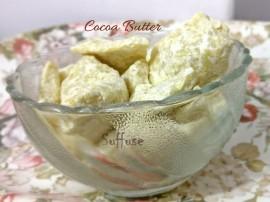 Pure unrefined Raw Cocoa Butter
