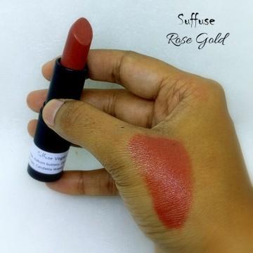 Rose Gold - pure vegan lipstick