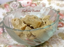 Pure unrefined Kokum Butter
