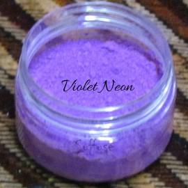 Purple Neon pigment