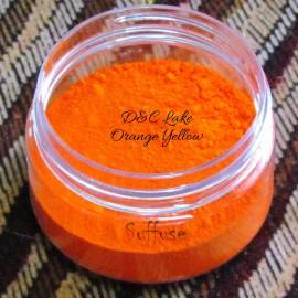 D&C Lake Orange Yellow