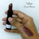 Cocoa Brown - pure vegan lipstick