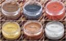 12 metallic shades Micas Set combo