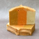 Milk and Saffron Soap