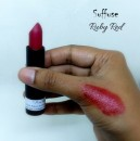 Ruby Red - pure vegan lipstick
