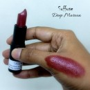 Deep Maroon - pure vegan lipstick