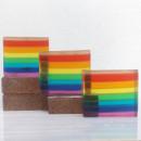Rainbows Transparent Soap