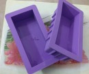 Purple Sturdy Silicone Molds