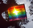 Rainbows Transparent Soap