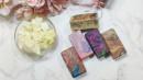 Triple Butter Mini soaps