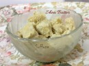Pure unrefined African Shea Butter
