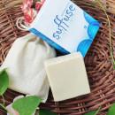 Cow's milk cream soap