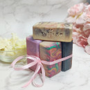 Triple Butter Mini soaps