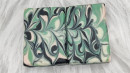 Infinity Swirl - Charcoal and Clay soap