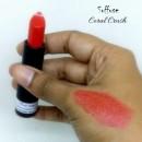 Coral Crush - pure vegan lipstick