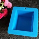 Blue Silicone slab mold - 500gm