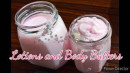 Lotions and Emulsified Body Butters - PDF and Video Tutorial