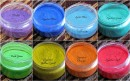 Rainbow colors - 8 Micas Set combo
