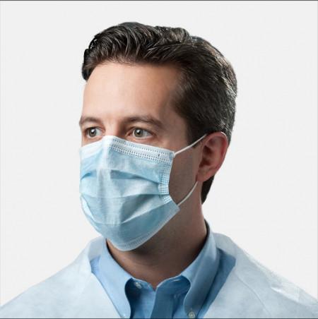 Set 50 buc Masti chirurgicale protectie fata