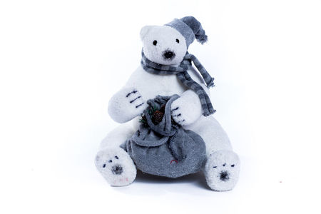 Figurina din polistiren Urs Polar