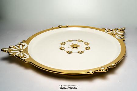Platou Ceramica VS61 VITTORIO SABATINI