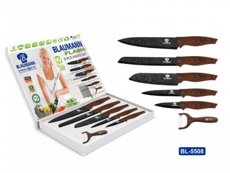 Set 6 cutite Blaumann For Your Home BL-5508