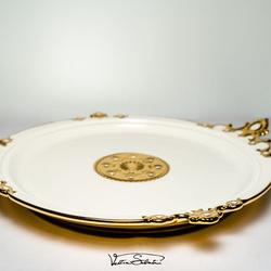 Platou Ceramica VS54 VITTORIO SABATINI