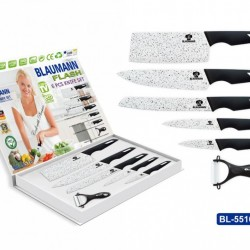 Set 6 cutite Blaumann For Your Home BL-5516