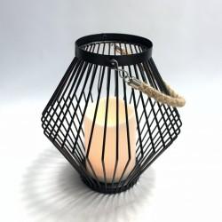 Lampa din fier forjat