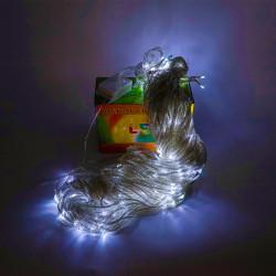 Perdea Lumini de exterior, 960 Led- Lumina Rece 6m x 3m, jocuri de lumini, BL-369-W