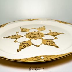 Platou Ceramica VS56 VITTORIO SABATINI