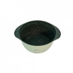 Cratita din Granit cu capac 32 cm , Rockland DT32-GRR